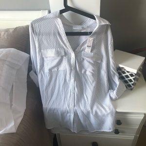 """Lightweight button up """"Kate"""" shirt"""